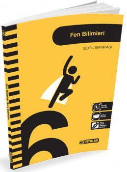 Hız Yayınları 6. Sınıf Fen Bilimleri Soru Bankası