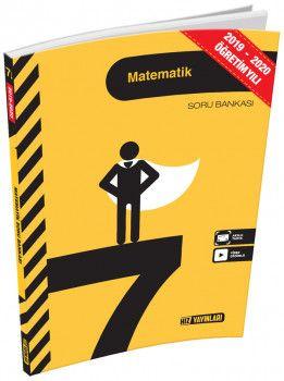 Hız Yayınları 7. Sınıf Matematik Soru Bankası