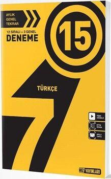 Hız Yayınları 7. Sınıf Türkçe 15 Deneme