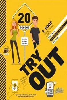 Hız Yayınları 7. Sınıf İngilizce TRY OUT 20 Deneme