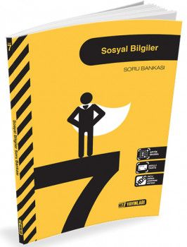 Hız Yayınları 7. Sınıf Sosyal Bilgiler Soru Bankası