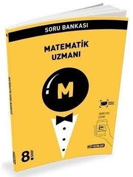 Hız Yayınları 8. Sınıf Matematik Uzmanı Soru Bankası