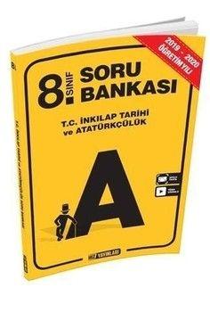Hız Yayınları 8. Sınıf T.C. İnkılap Tarihi ve Atatürkçülük Soru Bankası