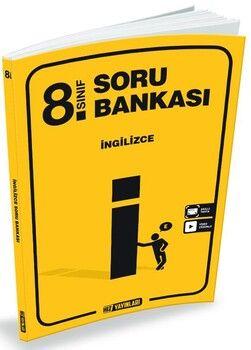 Hız Yayınları 8. Sınıf LGS İngilizce Soru Bankası