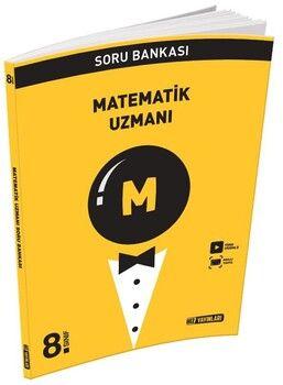 Hız Yayınları 8. Sınıf LGS Matematik Uzmanı Soru Bankası