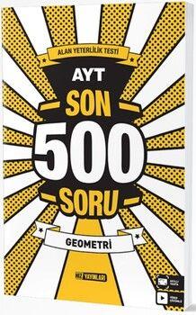 Hız Yayınları AYTGeometri Son 500 Soru