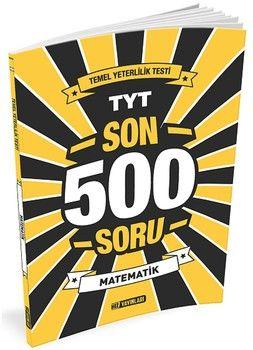 Hız Yayınları TYT Matematik Son 500 Soru