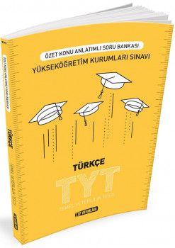 Hız Yayınları YKS 1. Oturum TYT Türkçe Özet Konu Anlatımlı Soru Bankası