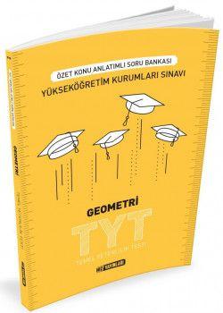 Hız Yayınları YKS 1. Oturum TYT Geometri Özet Konu Anlatımlı Soru Bankası
