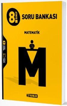 Hız Yayınları8. Sınıf Matematik Soru Bankası