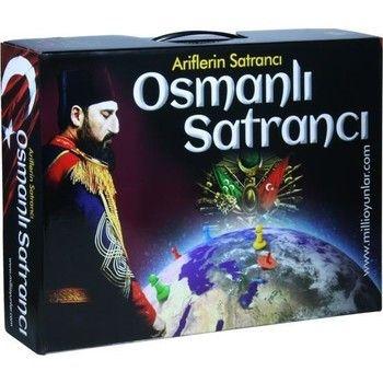 Hilal Yayınları Ariflerin Satrancı Osmanlı Satrancı