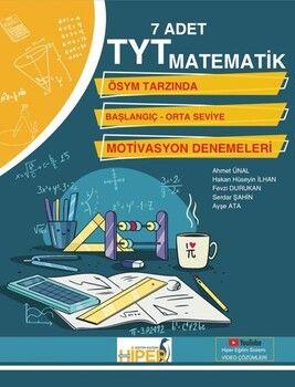 Hiper Eğitim Yayınları TYT Matematik 7 Deneme
