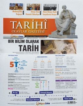 Hiper Zeka Tüm Sınavlar İçin Tarihi Olaylar Tarih Gazetesi