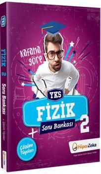 Hiper Zeka Yayınları YKS Kafana Göre AYT Fizik 2 Soru Bankası