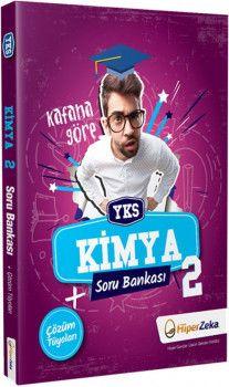 Hiper Zeka Yayınları YKS Kafana Göre AYT Kimya 2 Soru Bankası