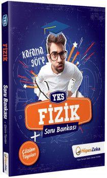 Hiper Zeka Yayınları YKS Kafana Göre TYT Fizik Soru Bankası