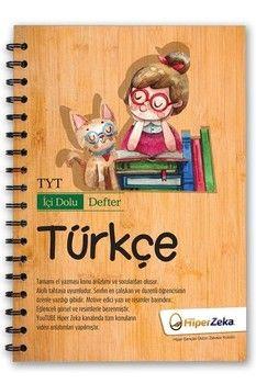 Hiper Zeka Yayınları  TYT Türkçe İçi Dolu Defter