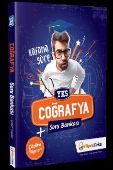 Hiper Zeka Yayınları  TYT Coğrafya Kafana Göre Soru Bankası