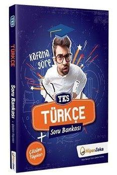 Hiper Zeka Yayınları  TYT Türkçe Kafana Göre Soru Bankası