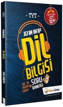 Hiper Zeka Yayınları TYT Dil Bilgisi Soru Bankası