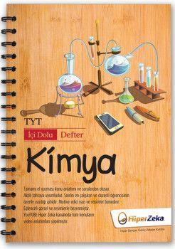 Hiper Zeka Yayınları TYT Kimya İçi Dolu Defter