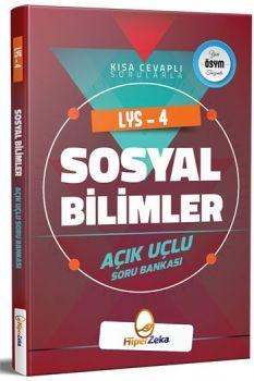 Hiper Zeka Yayınları LYS 4 Sosyal Bilimler Açık Uçlu Soru Bankası