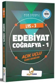 Hiper Zeka Yayınları LYS 3 Edebiyat Coğrafya 1 Açık Uçlu Soru Bankası
