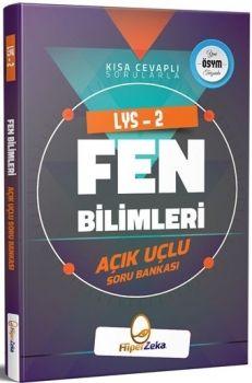 Hiper Zeka Yayınları LYS 2 Fen Bilimleri Açık Uçlu Soru Bankası