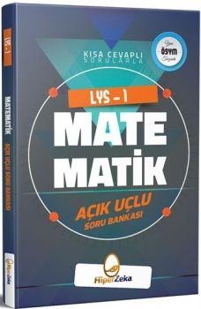Hiper Zeka Yayınları LYS 1 Matematik Açık Uçlu Soru Bankası