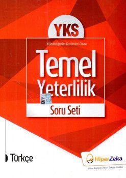 Hiper Zeka Yayınları YKS 1. Oturum TYT Soru Seti