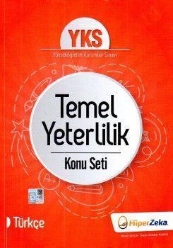 Hiper Zeka YKS 1. Oturum TYT Türkçe Matematik Geometri Konu Testi Seti