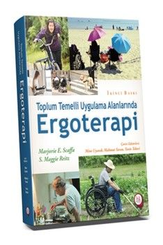 Hipokrat Yayınları Toplum Temelli Uygulama Alanlarında Ergoterapi
