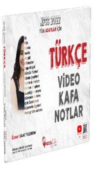 Hoca Kafası 2022 KPSS Türkçe Video Kafa Notlar