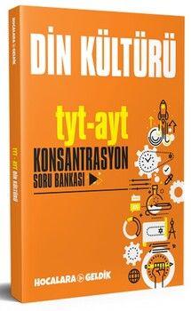 Hocalara Geldik TYT AYT Din Kültürü ve Ahlak Bilgisi Konsantrasyon Soru Bankası