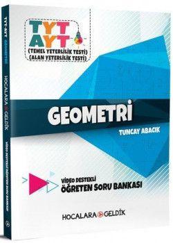 Hocalara Geldik TYT AYT Geometri Video Destekli Öğreten Soru Bankası