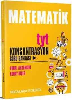 Hocalara Geldik TYT Matematik Konsantrasyon Soru Bankası