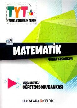 Hocalara Geldik TYT Matematik Video Destekli Öğreten Soru Bankası
