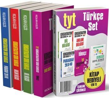 Hocalara Geldik TYT Türkçe Set