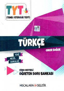 Hocalara Geldik TYT Türkçe Video Destekli Öğreten Soru Bankası