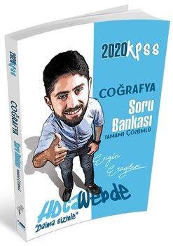 Hocawebde Yayınları 2020 KPSS Coğrafya Soru Bankası