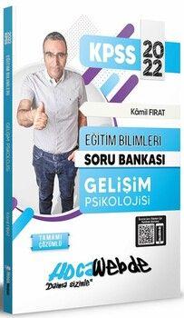 Hocawebde Yayınları2022 KPSS Eğitim Bilimleri Gelişim Psikolojisi Tamamı Çözümlü Soru Bankası