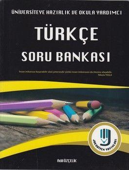 Jakobiyen Yayınları Üniversiteye Hazırlık Türkçe Soru Bankası