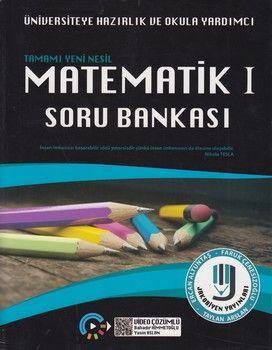 Jakobiyen Yayınları Üniversiteye Hazırlık Matematik 1 Soru Bankası