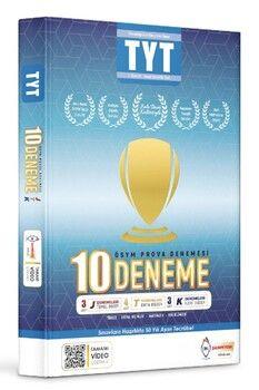 JTK Şampiyon Yayınları TYT 10 Deneme