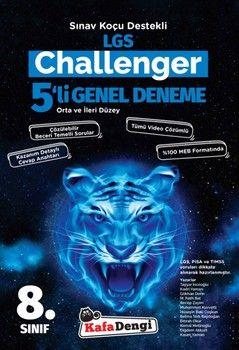 Kafa Dengi 8. Sınıf LGS Challenger 5 li Genel Deneme
