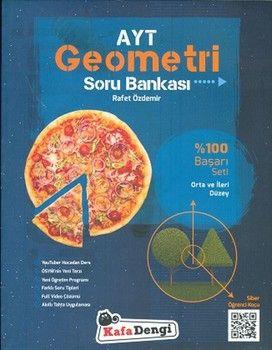 Kafa Dengi AYT Geometri Orta ve İleri Düzey Soru Bankası