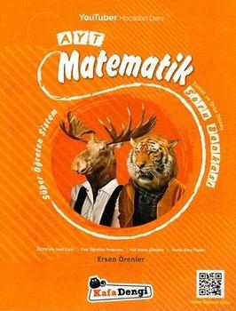 Kafa Dengi AYT Matematik Temel ve Orta Düzey Soru Bankası