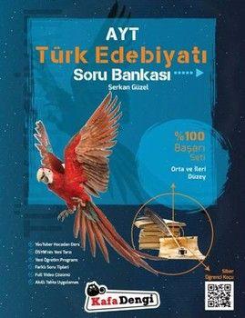 Kafa Dengi AYT Türk Edebiyatı Orta ve İleri Düzey Soru Bankası