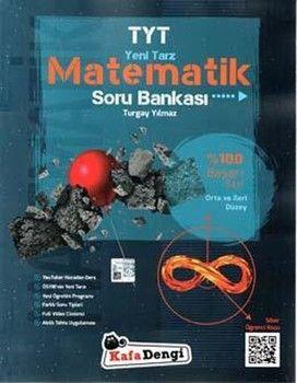Kafa Dengi TYT Matematik Orta ve İleri Düzey Soru Bankası