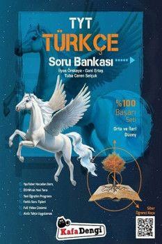 Kafa Dengi Yayınları TYT Türkçe Orta ve İleri Düzey Soru Bankası